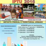 IPTU 2016 - ARTE