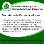 Secretaria da Fazenda